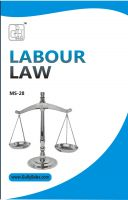 MS28 Labour Law  (IGNOU Help book for MS-28 in English Medium): Book by GPH Panel of Experts