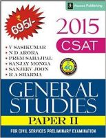 General Studies Paper 2 (CSAT 2015) for Civil Services Preliminary Examination
