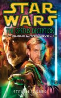 Star Wars: The Cestus Deception: Book by Steven Barnes