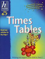 Hodder Home Learning: Age 6-7 S. - Times Tables:Book by Author-Sue Atkinson , Andy Cooke