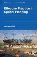Effective Practice in Spatial Planning: Book by Janice Morphet