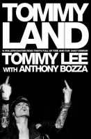 Tommyland: Book by Tommy Lee