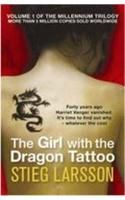 The Girl With The Dragon Tattoo:Book by Author-Stieg Larsson