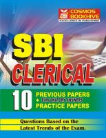 SBI Clerical Exam Previous Papers and Practice Papers (Paperback): Book by Cbh Editorial Board