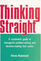 Thinking Straight: Book by Steve Kneeland