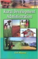 Rural Development Administration, 302 pp, 2012 (English): Book by O. P. Meena