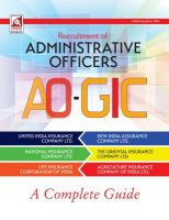18.62.2-Admin.Officers Guide (AO) GIC: Book by Unique Research Academy
