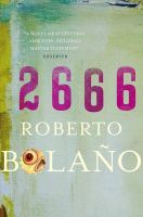 2666: Book by Roberto Bolano