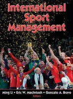 International Sport Management: Book by Ming Li
