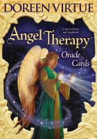Angel Therapy Oracle Cards:Book by Author-Doreen Virtue