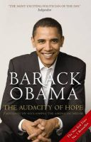 The Audacity of Hope: Book by President Barack Obama