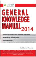 General Knowledge Manual 2014 1st Edition