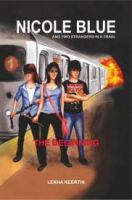 Nicole Blue and two strangers in a train: Book by Lekha Keerthi