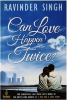Can Love Happen Twice? (English) (Paperback): Book by Ravinder Singh