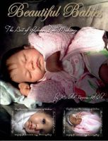 Beautiful Babies: The Art of Reborn Doll Making: Book by Michele Barrow-Belisle