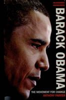 Barack Obama: The Movement for Change: Book by Anthony Painter