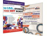 Combo 50 Cool Stories - 3000 HOT Words + 300 HOT Issues: Book by Bharat Patodi, Aditya Choudhary, Avinash Inamdar
