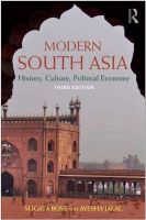 Modern South Asia: History, Culture, Political Economy: Book by Sugata Bose