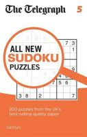 The Telegraph: All New Sudoku Puzzles: Book by Telegraph Media Group
