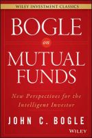 BOGLE ON MUTUAL FUNDS: Book by BOGLE JOHN C