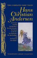 The Complete Fairy Tales:Book by Author-Hans Christian Andersen