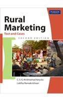 Rural Marketing : Text and Cases:Book by Author-C. S. G. Krishnamacharyulu