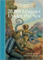 20,000 Leagues Under the Sea: Retold from the Jules Verne Original:Book by Author-Jules Verne , Lisa R. Church , Dan Andreasen , Arthur Pober