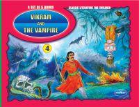 Vikram & The Vampire (English) Book-4