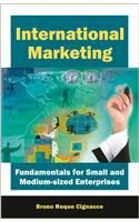 International Marketing:Book by Author-Bruno Roque Cignacco