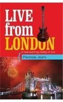 Live from London: Book by Parinda Joshi