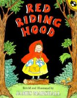 Marshall James : Red Riding Hood: Book by James Marshall