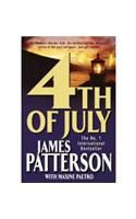 4th of July:Book by Author-James Patterson ,  Maxine Paetro
