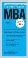 The Vest-Pocket MBA: Book by Jae K. Shim , Joel G. Siegel , Allison I. Shim