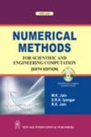 Numerical Methods for Scientific & Engineering Computation: Book by M.K. Jain