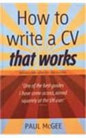 How to Write a CV That Works: Book by Paul McGee