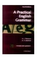 A Practical English Grammar: Book by A. J. Thomson