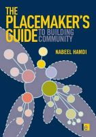 The Placemaker's Guide to Building Community: Book by Nabeel Hamdi