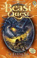 Beast Quest: 01: Ferno The Fire Dragon: Book by Adam Blade