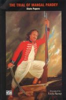 Trial Of Mangal Pandey 01 Edition: Book by Leela Sarup