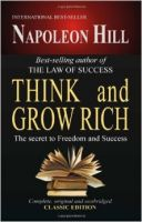 Think And Grow Rich (with CD) English: Book by Napoleon Hill