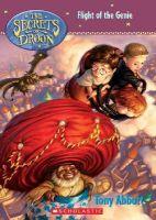 Secrets Of Droon #21 Flight Of The Genie: Book by Tony Abbott