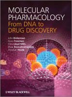 Molecular Pharmacology: From DNA to Drug Discovery: Book by John Dickenson , Chris Lloyd Mills