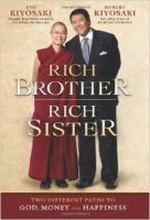 Rich Brother, Rich Sister:Book by Author-Robert T. Kiyosaki , Emi Kiyosaki