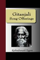 Gitanjali - Song Offerings: Book by Rabindranath Tagore