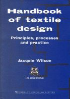 Handbook of Textile Design: Book by Jacquie Wilson