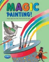 Magic Painting Book-Ii