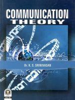 Communication Theory PB: Book by K S Srinivasan