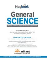 Magbook General Science: Book by Experts Compilation