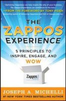 THE ZAPPOS EXPERIENCE:Book by Author-JOSEPH MICHELLI