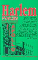 Harlem Voices: From the Soul of Black America: Book by Henrik John Clarke